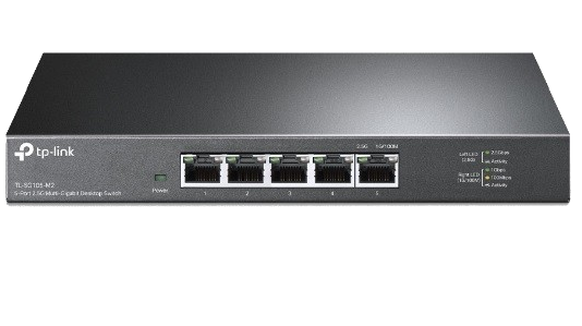 Switch TP-Link TL-SG105-M2 5x 25GEth Desktop