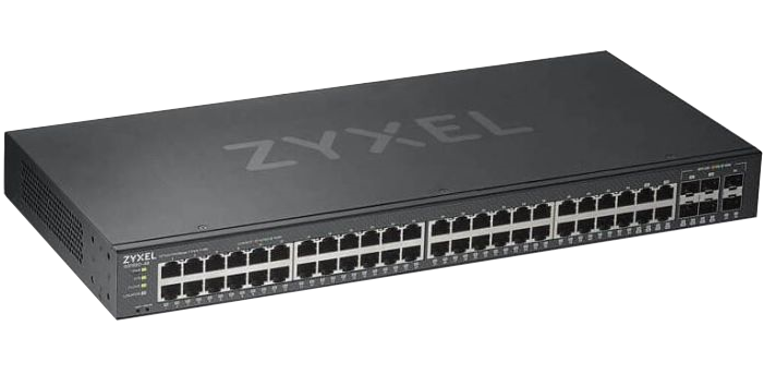 Switch Zyxel G1920v2-48 44xGEth + 2xSFP + 4xGEt/SFP-Combo